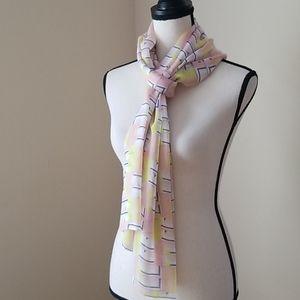 J. Crew XL oblong scarf wrap